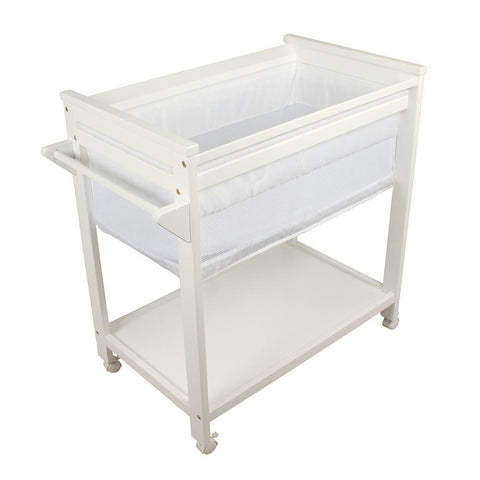 Bebe Care Crib - White-Bassinet-Bebe Care-Baby Undercover