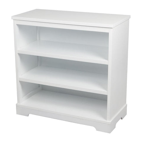 Letto Modular Bookcase – White-Nursery Furniture-Bebe Care-Baby Undercover