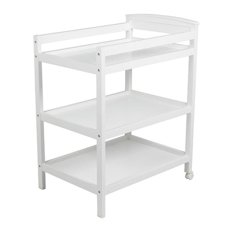 Letto Oxford Change Table – White-Change Table-Bebe Care-Baby Undercover