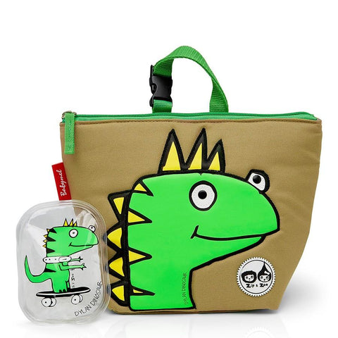 Lunch Bag and Ice Pack Dylan Dino Face-Bag-Babymel-Baby Undercover