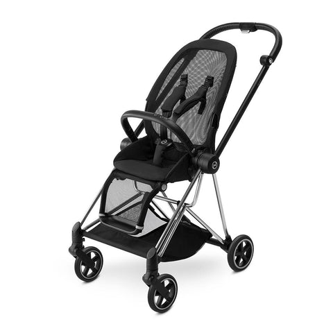 Mios Stroller – Chrome-Stroller-Cybex-Baby Undercover