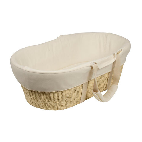 Moses Basket – Cream-Bassinet-Bebe Care-Baby Undercover