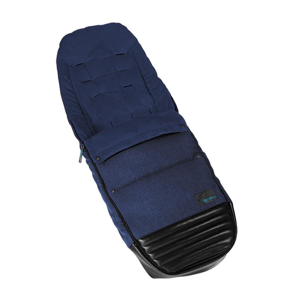 Priam Footmuff – Royal Blue-Stroller Accessory-Cybex-Baby Undercover