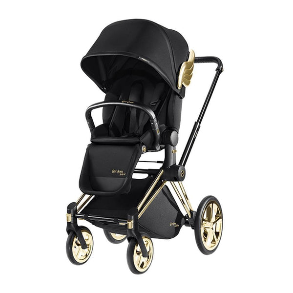 Priam LuxSeat and Frame – Jeremy Scott Wings-Pram-Cybex-Baby Undercover