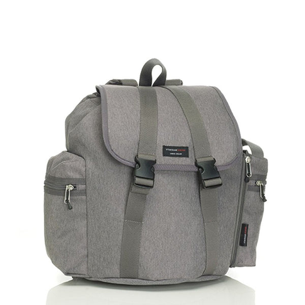 Storksak Travel Backpack Grey (Rucksack)