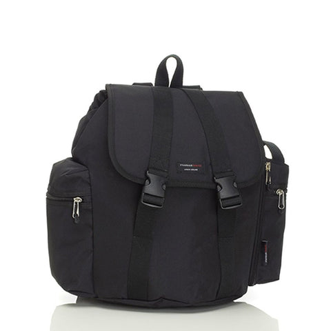 Storksak Travel Backpack Black (Rucksack)
