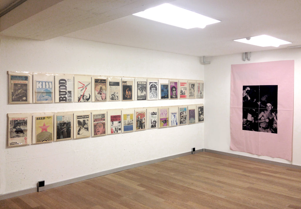 Display and talk: YES YES YES Revolutionary Press 1966/1977
