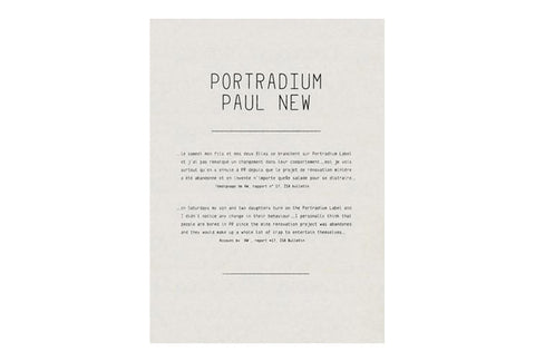 PortRadium. Paul New