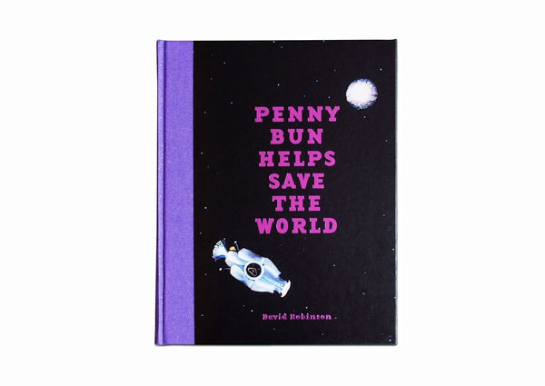Penny Bun Helps Save The World