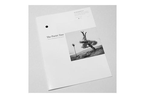 The Puriri Tree - The Monograph Series n. 1