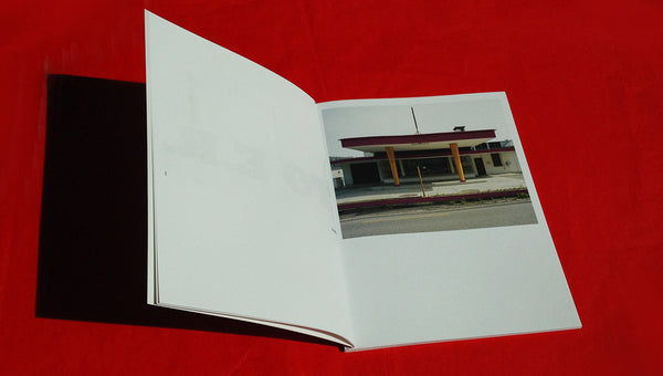 To E.R. A Tribute to Twentysix Gasoline Stations by Ed Ruscha