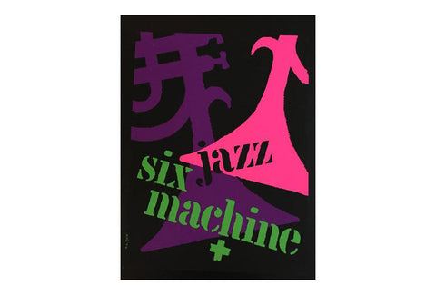Jazz six machines