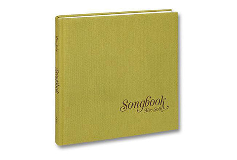 Songbook - signed