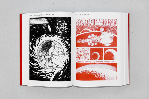 Yes Yes Yes Revolutionary Press in Italy 1966–1977 from Mondo Beat to Zut