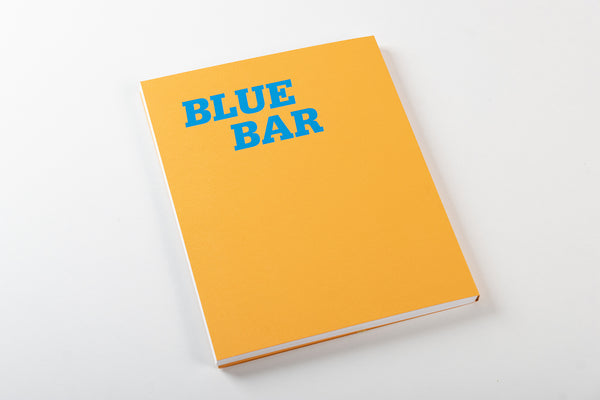 Blue Bar - SIGNED COPY!
