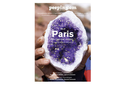 Peeping Tom's Digest #4: Paris