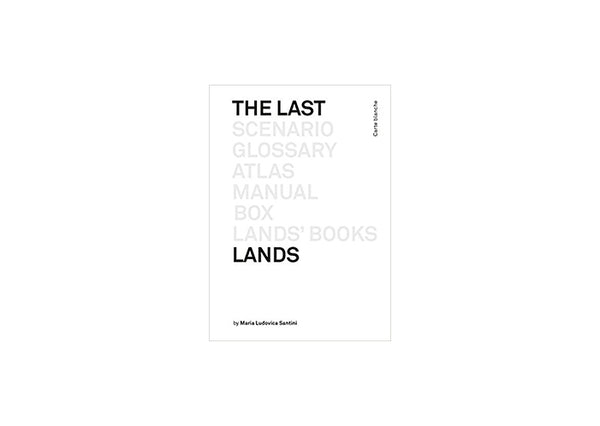 The Last Lands – Scenario – Glossary – Atlas Manual – Box – Lands' Books