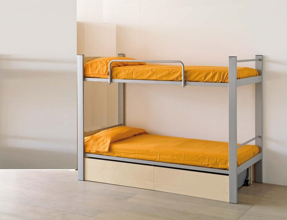 Bed Only, Belvedere BEL26 Bunk Bed