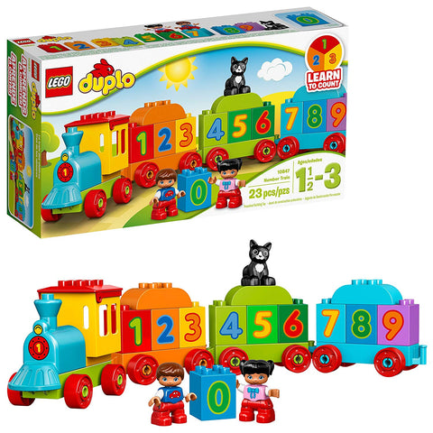 LEGO 10847 DUPLO My First Number Train
