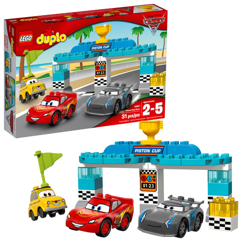 LEGO 10857 DUPLO Cars Piston Cup Race