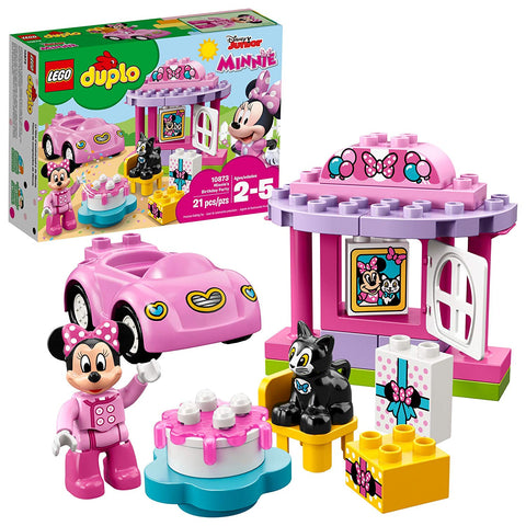 LEGO 10873 DUPLO Disney Minnie's Birthday Party
