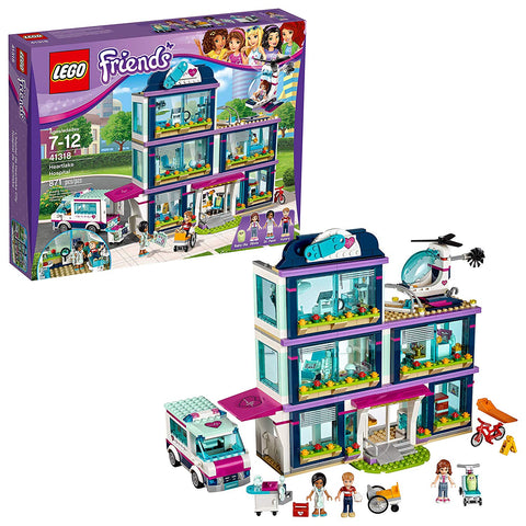LEGO 41318 LEGO Friends Heartlake Hospital