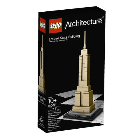 LEGO Architecture Empire State Building (21002)