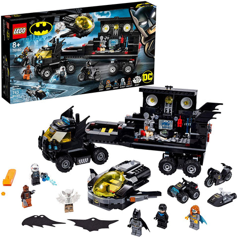 LEGO 76160 DC Super Heroes Mobile Bat Base