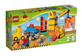 LEGO 10813 DUPLO Town Big Construction Site