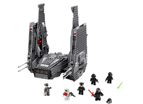 Kylo Ren's Command Shuttle™