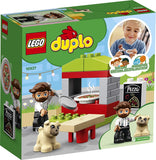 LEGO 10927 DUPLO Town Pizza Stand