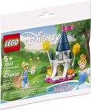 LEGO 30554 Disney Princess Cinderella Mini Castle