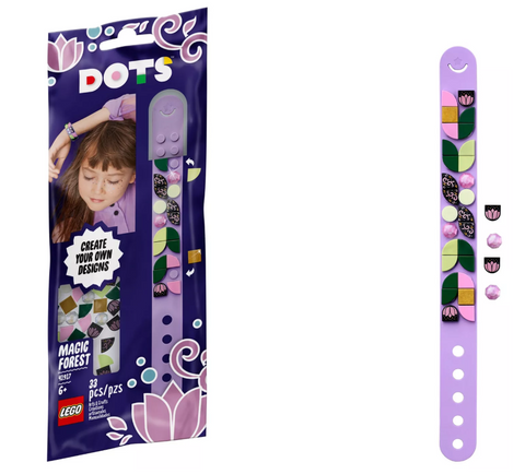 LEGO 41917 DOTS Magic Forest Bracelet