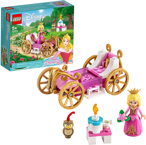 LEGO 43173 Disney Princess Aurora's Royal Carriage