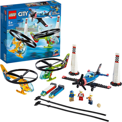 LEGO 60260 City Airport Air Race