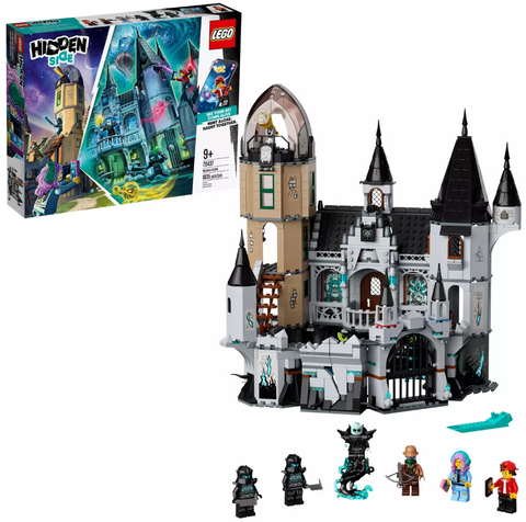 LEGO 70437 Hidden Side Mystery Castle