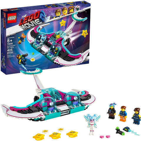 LEGO 70849 LEGO Movie Wyld-Mayhem Star Fighter