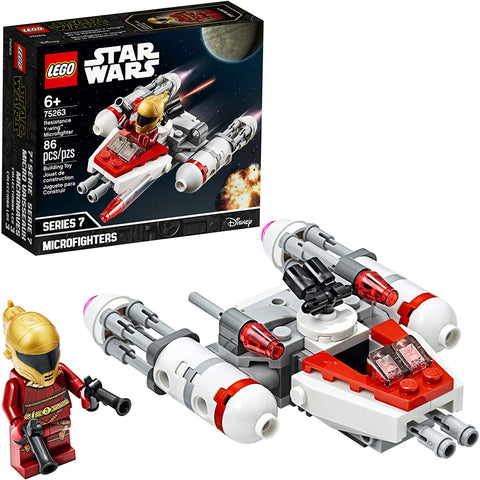 LEGO 75263 Star Wars TM Resistance Y-wing™ Microfighter