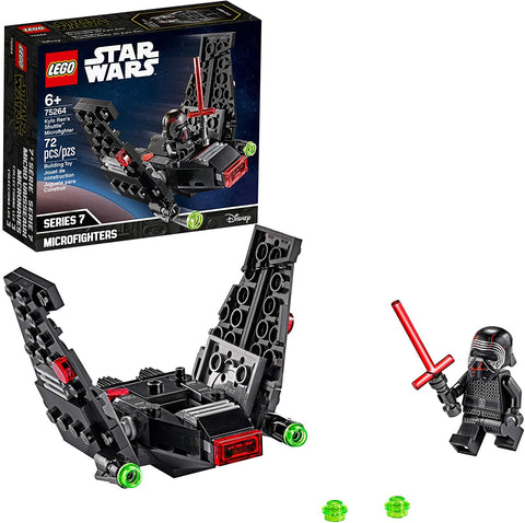 LEGO 75264 Star Wars TM Kylo Ren's Shuttle™ Microfighter