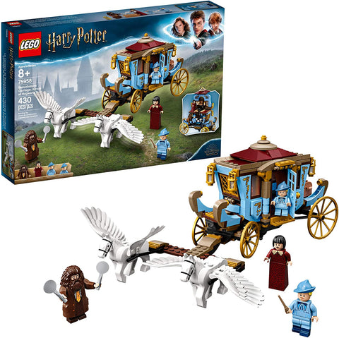 LEGO 75958 Harry Potter Beauxbatons' Carriage: Arrival at Hogwarts™