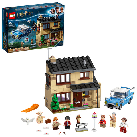 LEGO 75968 Harry Potter TM 4 Privet Drive