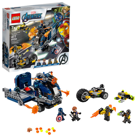 LEGO 76143 Marvel Avengers Truck Take-down