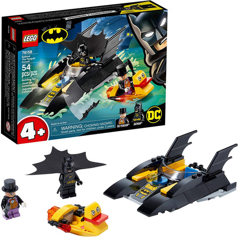 LEGO 76158 DC Super Heroes Batboat The Penguin Pursuit!
