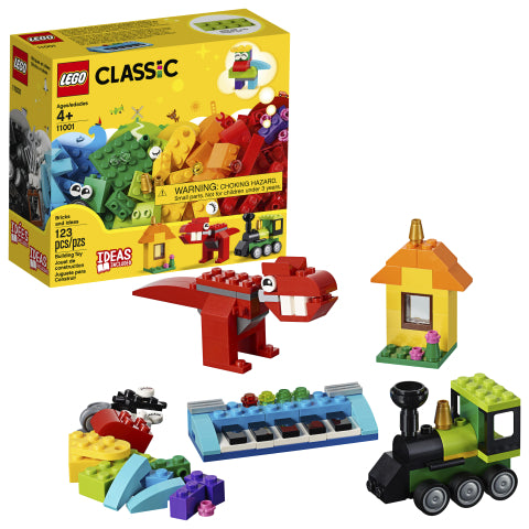LEGO 11001 Classic Bricks and Ideas