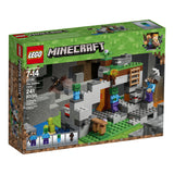 LEGO 21141  Minecraft The Zombie Cave