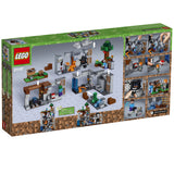 LEGO 21147 Minecraft The Bedrock Adventures