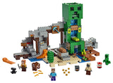 LEGO 21155 Minecraft The Creeper™ Mine