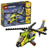 LEGO 31092 Creator Helicopter Adventure