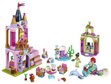 LEGO 41162 Disney Princess Ariel, Aurora, and Tiana's Royal Celebra