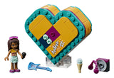 LEGO 41354 Friends Andrea's Heart Box